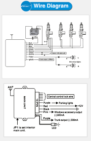 5 wire central locking actuator wiring diagram 5 car central locking system car door lock actuator remote control on 5 wire central locking actuator