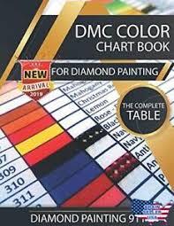 C Color Chart Details About Dmc Color Chart Book For Diamond Painting The Complete Table 2019 Dmc Color C