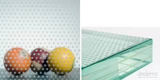 Frit Pattern Glass
