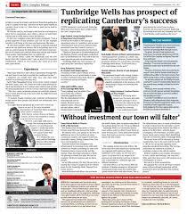 Design Agency Tunbridge Wells Times Of Tunbridge Wells 29th November 2017 By One Media Issuu