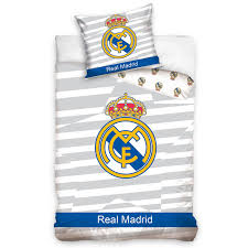 official real madrid single amp double duvet covers