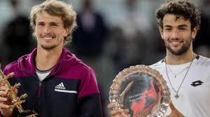 Zverev, who returned to being managed by his family, also brought on a pr team. Tennis Unglaubliches Gefuhl Alexander Zverev Siegt In Madrid Sport Sz De