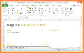 End Of Day Cash Register Report Template Daily Cash Report Template Getreach Co