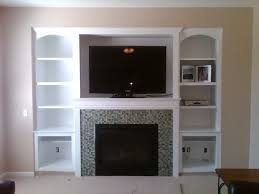 extraordinary images of various shelves over fireplace design engaging home interior decoration using white wood