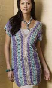 Free Crochet Dress Patterns Beauteous Over 48 Free Plus Size Crocheted Patterns At AllCrafts