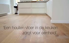 Houten Vloer Keuken Beschermen