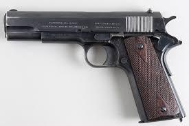1911 Pistol Comparison Chart Glock Vs M1911 Difference And Comparison Diffen