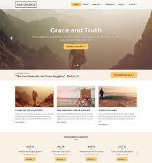 Church Website Templates Simple Church Website Templates 28 Best Church Website Templates Free