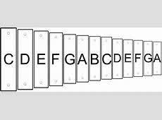 Image Result For Image Xylophone Diagram Music Garden