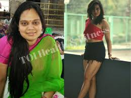 Weight Loss For Women Weight Loss This Woman Lost 35 Kilos By Eating Only Ghar Ka