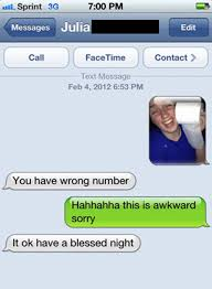 The Most Uncomfortable Wrong-Number Texts You Will Ever Read ... via Relatably.com