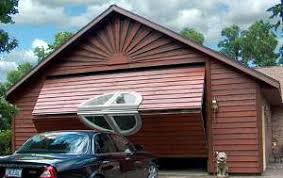 bi fold garage doorsBifold Garage Doors  Pros and Cons of Folding Garage Doors