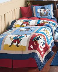Pirate's Cove Quilt from Company Kids