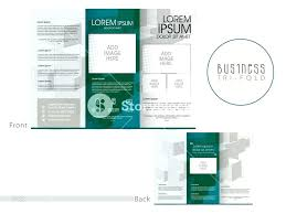 Adobe Catalog Template Brochure Templates Free Fold Adobe