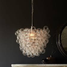 2018 best of glass droplet chandelier