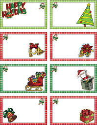 Christmas Tag Template Best Photos Of Free Printable Christmas Tags Templates Free