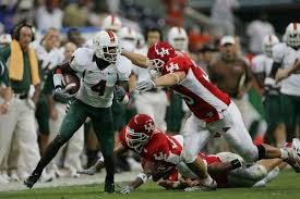 2012 Miami Hurricanes Football Depth Chart 4 Days To Miami Hurricanes Football Top Canes To Wear 4