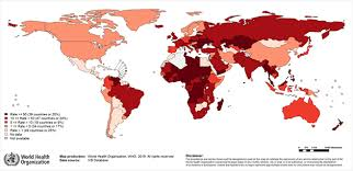 Who New Measles Surveillance Data From Who