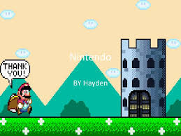 Nintendo Powerpoint Template Magdalene Project Org