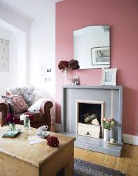 For Living Room Wall Give A Living Room Character With Clever Colour Ideas The Room Edit