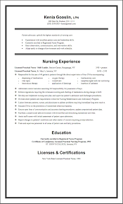 Resume Examples Work Resume Format Resume Formatting Examples inside New  Grad Lpn Resume