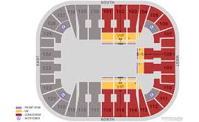 Eagle Bank Arena Seating Chart Disney On Ice Eaglebank Arena Fairfax Tickets Schedule Seating Chart