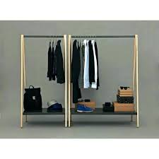 Container Store Clothing Rack Industrial The Best Clothes Racks Ideas On  With Inside Garment Amazon Canada . Best Rolling Garment Rack ...