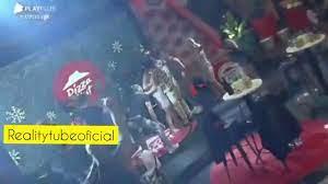AFAZENDA: CARTOLOUCO E LUIZA SE BEIJAM EM FESTA! - YouTube
