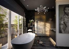 modern luxury master bathroom. [Bathroom Space] Bathroom Modern Luxury Master Bathroom. Stylish E
