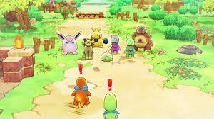 Pokémon Mystery Dungeon: Retterteam DX – Niemals die Hoffnung aufgeben! -  YouTube