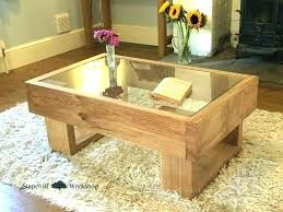 solid oak end tables light coffee table contemporary with glass top chunky rustic and wood canada solid oak end tables