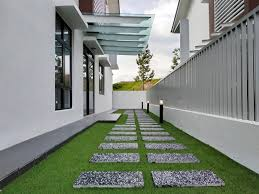 Landscape Design For Semi D House Before And After Interior Design For Three Storey Semi D