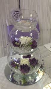 Fish Bowl Decorations For Weddings cylinder vase wedding centerpiece ideas triple fish bowl 22