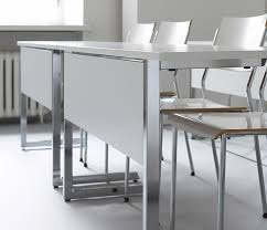 school desks with modesty panel