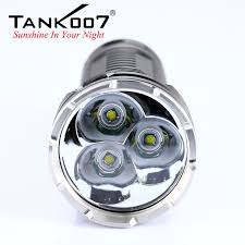 tank007 rc11 outdoor searching expert best led flashlight