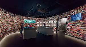 The Museum Of Design Museum Of Tolerance Anne Frank Exhibit Yazdani Studio Of