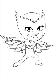 Small Picture Kids n funcom 20 coloring pages of PJ Masks
