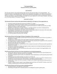 Sample Executive Director Resume General Manager Resume Samples