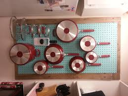 Pegboard Kitchen Kitchen Peg Board Month Of Mondays