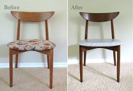 Mid century modern chair styles Dining Room Furniture Mid Century Dining Chairs Before After Picture Mid Century Dining Table And Chairs Epoch Furnishings Furniture How To Find Mid Century Dining Chairs Mid Century