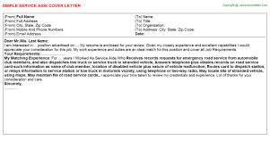 teacher s aide cover letters