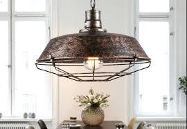 industrial look pendant lights rose gold wire pendant ceiling light vintage industrial