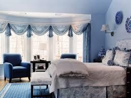 Lovely Luxury Blue Bedroom