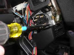 ourvolvo com  switch you are now ready to install the new switch you need to ensure that the switch lines up the position of the key to do this put the ignition key in