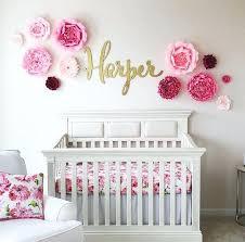 best baby girl nursery accessories beautiful decor ideas theme wall art