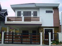 House Design 2 Storey Modern Design 2 Storey House With Balcony Images 2 Story Modern