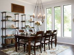 image of dining room chandelier height ideas