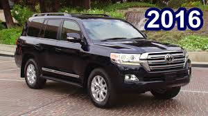 2016 Toyota Land Cruiser (200 V8) - Test Drive & Off-Road interior ...