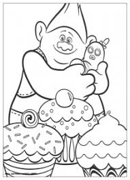 ⭐ free printable trolls coloring book. Trolls Free Printable Coloring Pages For Kids