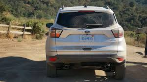 new car release dates uk 20142017 Ford Escape review  Roadshow